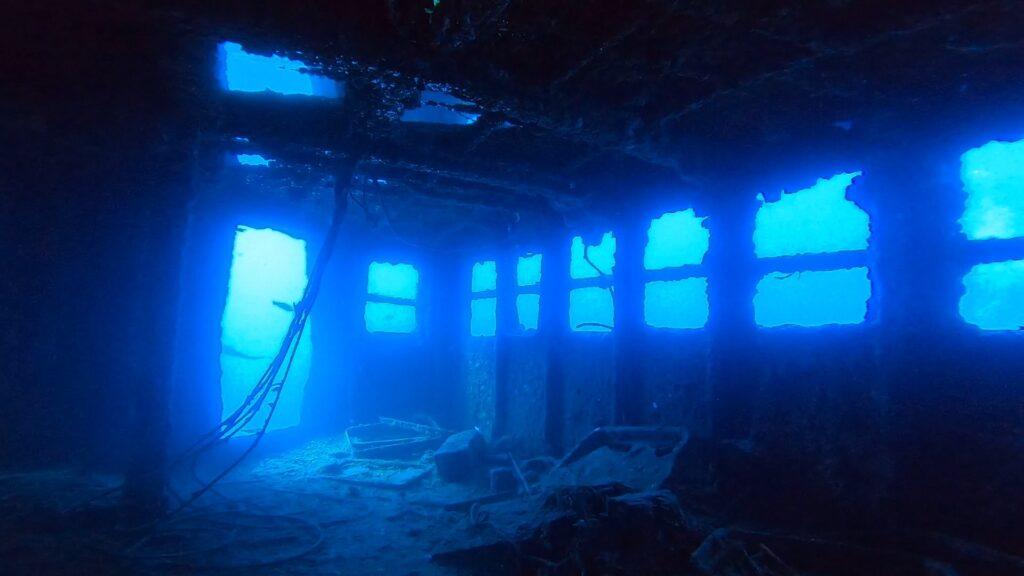 6月13日 クラブ活動 〜 沈没船シータイガーでファンダイビング